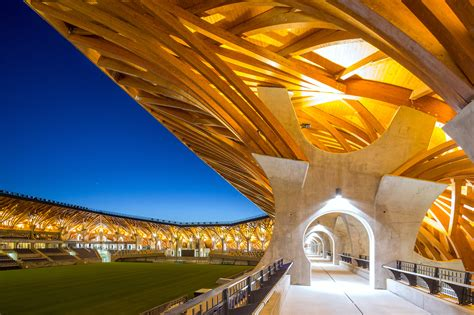 design solutions journal of the architectural woodwork institute innovative detail pancho arena architect magazine