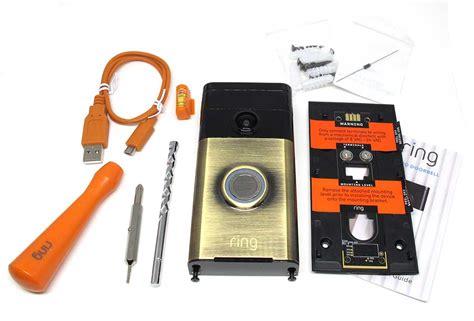 front doorbell diode ring smart doorbell review the gadgeteer
