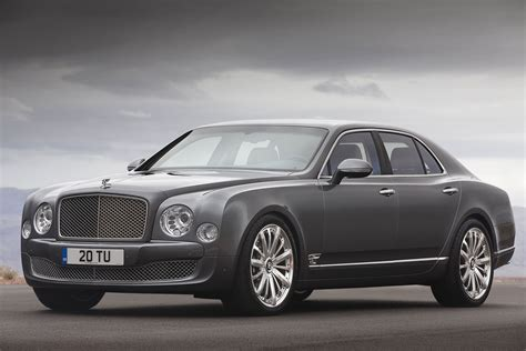 The Bentley Bentley Reveals New Mulsanne Mulliner Driving