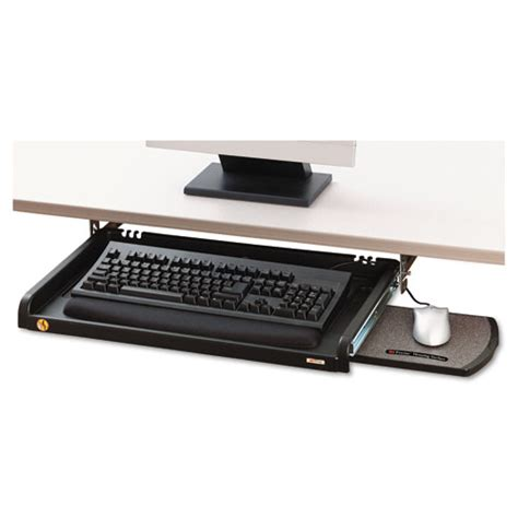 3m kd45 desk keyboard drawer