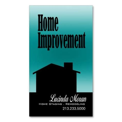 Home Improvement Business Card Template by The World S Catalog Of Ideas