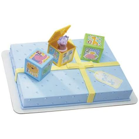 Publix Baby Shower Cake by Food Entertaining Bakery Selections Decorated Cakes