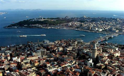 istanbul porto istanbul panorama sul porto mondointasca