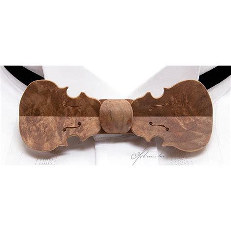 noeud papillon en bois demi lune en loupe de peuplier melissambre le bois la mode noeud papillon bois violon en loupe de madrona
