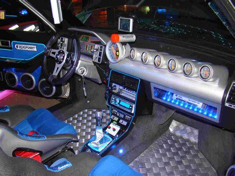 Auto Innenraum Tuning by Autos Y Tecnologia Autos Deportivos Mejorados Tuning