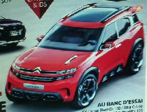 Xblade Cross 04 citroen cross space to be launched on 8th april exclusive 187 motoroctane
