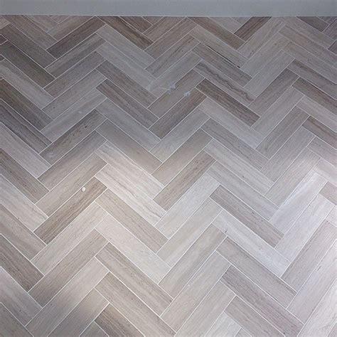 herringbone tile pattern on instagram
