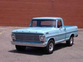 1967 ford f100 ranger