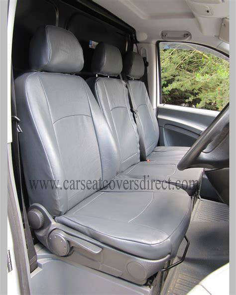 mercedes upholstery mercedes vito seat covers tailored van covers car seat