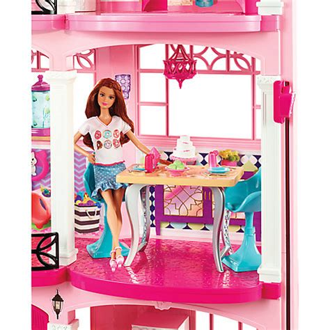 where to buy a barbie dream house buy barbie dreamhouse john lewis