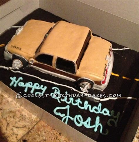 chevy impala cake pin coolest chevy caprice cake birthday cakes cake on