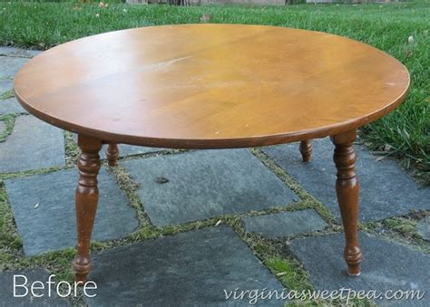 Coffee Table Makeover Themed Furniture Makeover Day Goodwill Coffee Table