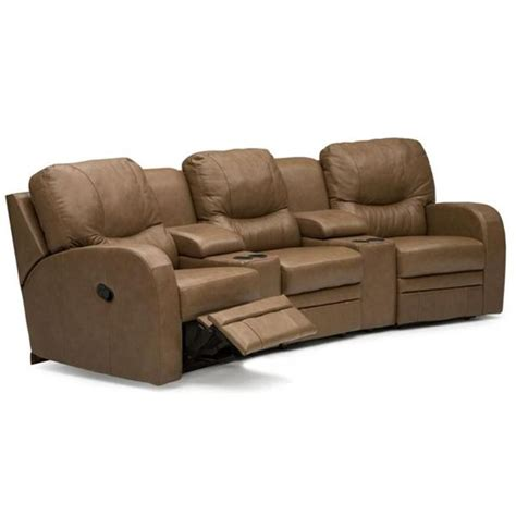 Home Theatre Sofas by Sofa Home Theater Leather Recliner Sofa Home Theatre