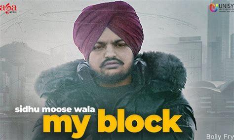 block sidhu moose wala original audio mp song djpunjab