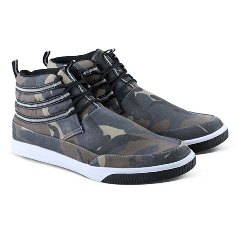 Sepatu Boots Army sepatu boot army pria v087 army elevenia