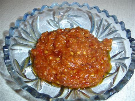 Sambal Terasi tasty food sambal terasi