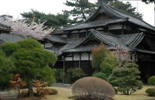 Japanese Home for a historical japanese home and