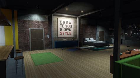 gta appartments loft apartment menyoo gta5 mods com