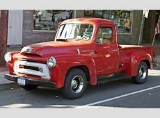 1956 International Pickup - Information and photos - MOMENTcar Morris 4x4 Jeep Information