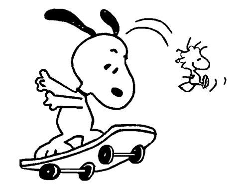coloring book pages peanuts woodstock snoopy coloring pages coloring home