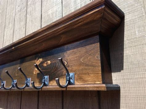 5 Ft Wall Shelf by 17 Best Ideas About Wall Shelf With Hooks On