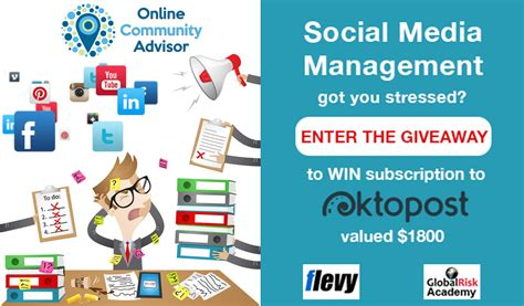 Sweepstakes Legal Requirements - social media management got you stressed