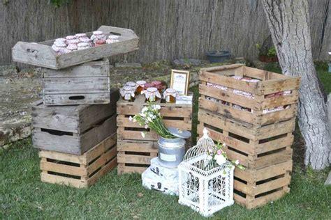 como decorar cajas de madera en vintage 191 c 243 mo decorar una boda vintage decoraci 243 n vintage