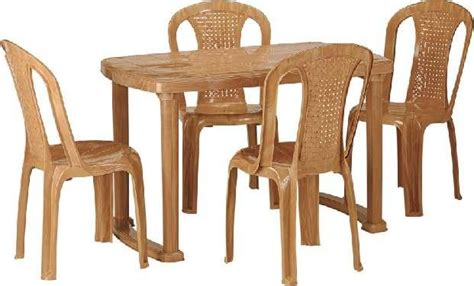 Nilkamal Dining Table Chairs Price Plastic Furniture Al Meezan Furnitures
