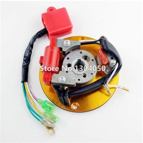honda crf50 light kit performance racing magneto inner rotor kit stator for