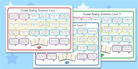 Classroom Floor Mats Australia Levelled Guided Reading Questions Mats Australia Guided