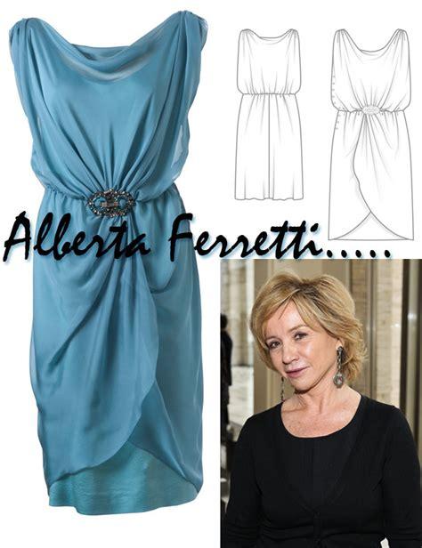 latest dress pattern design designer pattern alberta ferretti dress sewing blog