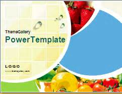 powerpoint template food powerpoint background food