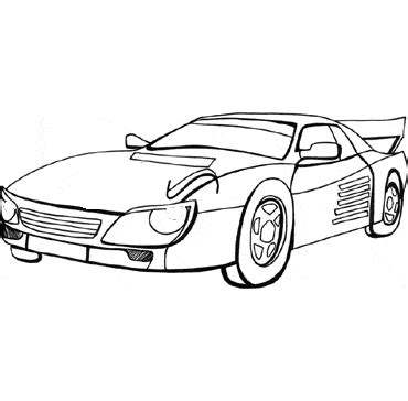 dodge car coloring page dodge charger coloring page of car pictures