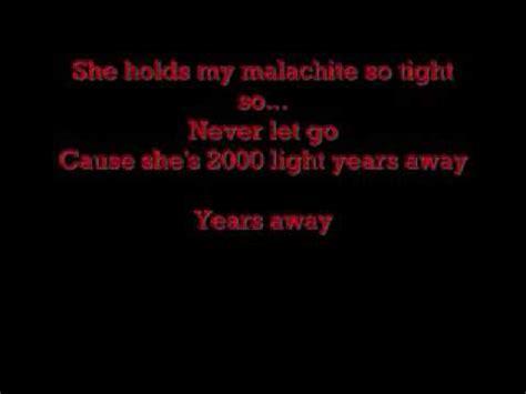 Green Day 2000 Light Years Away green day 2000 light years away with lyrics