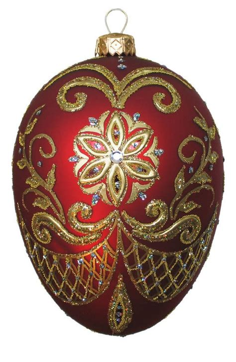 faberge christmas ornaments princess decor