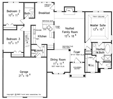 floor plans for one story houses one story 40x50 floor plan home builders single