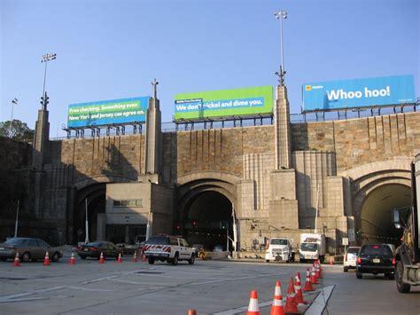 lincoln tunnel entrance nj mapio net