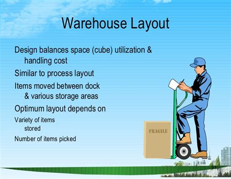 presentation warehouse layout warehouse design ppt images