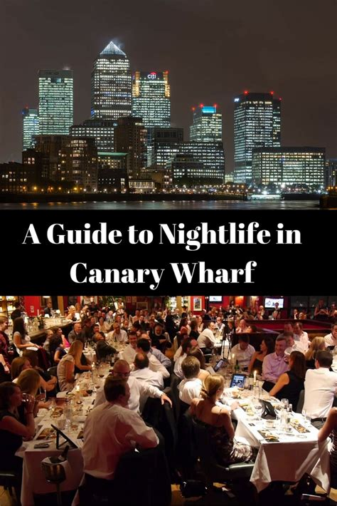 top bars in canary wharf canary wharf bars and clubs a guide to nightlife in