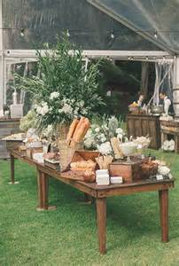 Outdoor Buffet Table Ideas 9 Brilliant Ideas For A Southern Sophisticated Wedding