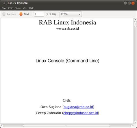 ebook tutorial kali linux bahasa indonesia ebook pengenalan linux console untuk pemula bahasa