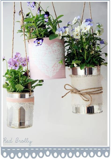 Embellish Home Decor by Embellish Your Flower Pots Just Imagine Daily