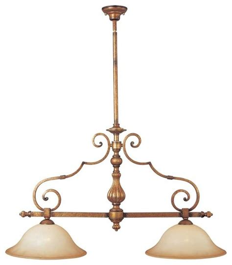 Gold Kitchen Island Lighting Maxim La Scalla 2 Light Island Pendant In Gold Umber 11769wsgu Traditional Kitchen Island