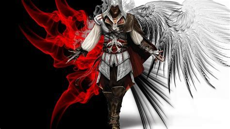 Wings assassins creed wallpaper   (106852)