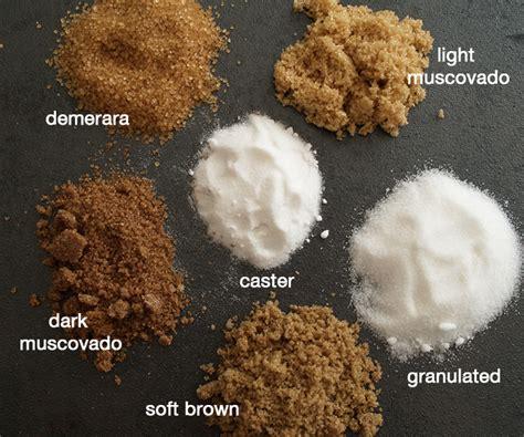 making light the sugar problem caster sugar english baking in america