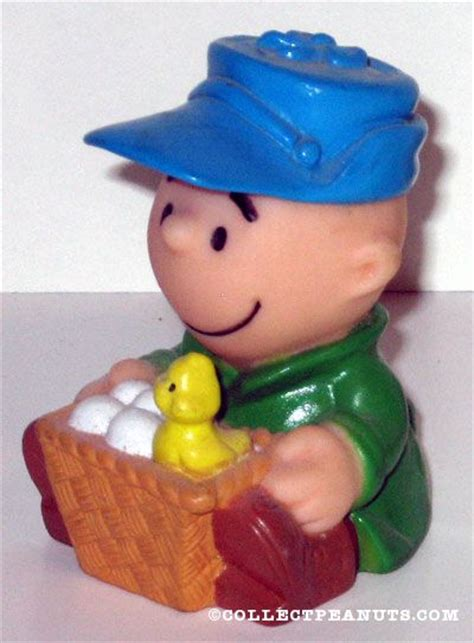 Mcd Snoopy And Brown Woodstock peanuts mcdonald s farmer series collectpeanuts