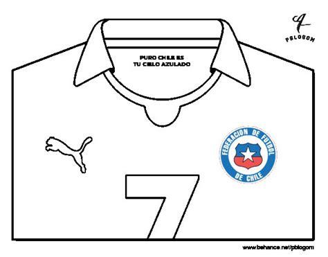 imagenes para pintar futbol camisetas de futbol para imprimir y pintar imagui