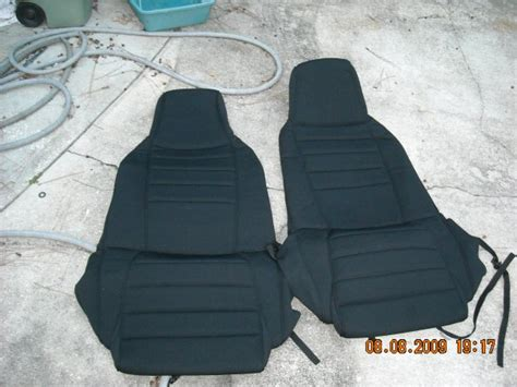 Porsche 914 Seat Upholstery by Black Okole Seat Covers Pelican Parts Technical Bbs