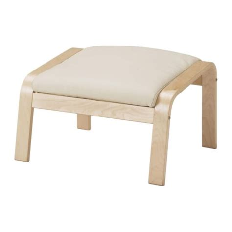 Pouf Ottoman Ikea Po 196 Ng Ottoman Cushion Glose White Ikea