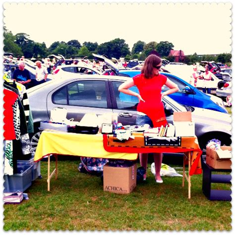 boot sales car boot sales three home truths miss thrifty